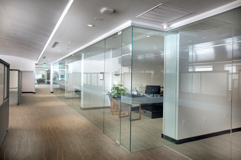 The Benefits Of Installing Glass Office Partitions In The Home